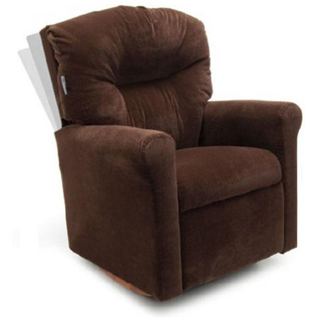 Dozydotes 14440 Childs Contemporary Chocolate Micro Suede Rocker (Microsuede Child Recliner)