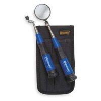 Inspection Mirror Kit, Telescoping, 2 PC