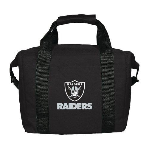 NFL Oakland Raiders 12-Pack Kooler Bag