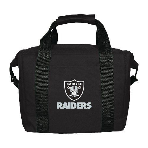 NFL Oakland Raiders 12-Pack Kooler Bag