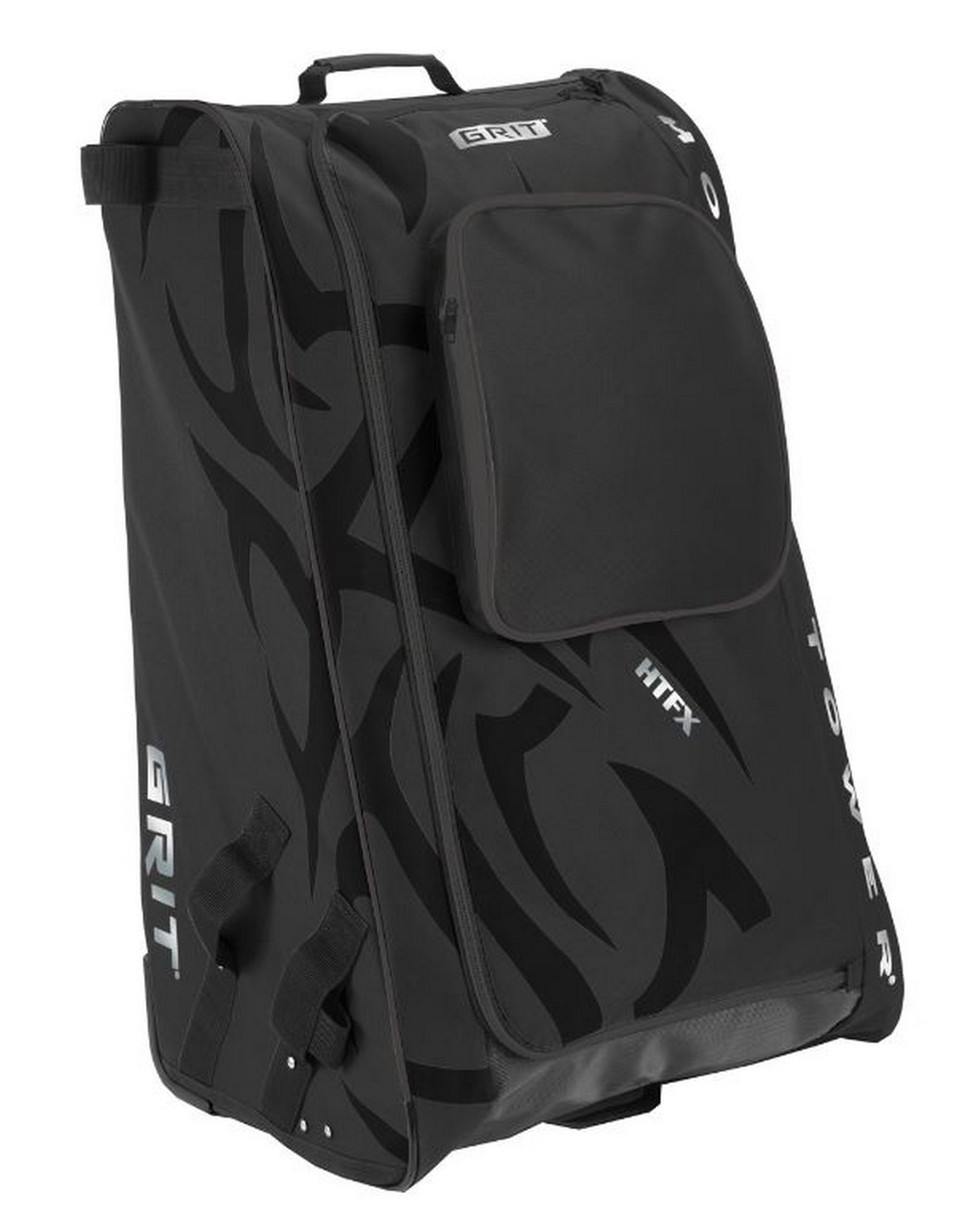 "Grit Inc HTFX Hockey Tower 33"" Wheeled Equipment Bag Black HTFX033-B (Black) by Grit Inc."