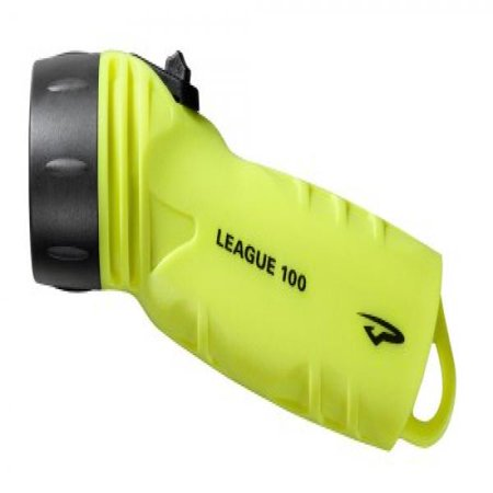 - Princeton Tec AMP League LED Dive Light (260 Lumens, Neon Yellow)