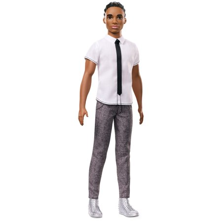 Barbie Ken Fashionistas Original Doll 10 Classic Cool