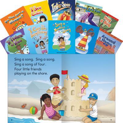 Common Core Kindergarten (Common Core Kindergarten 22-Book)