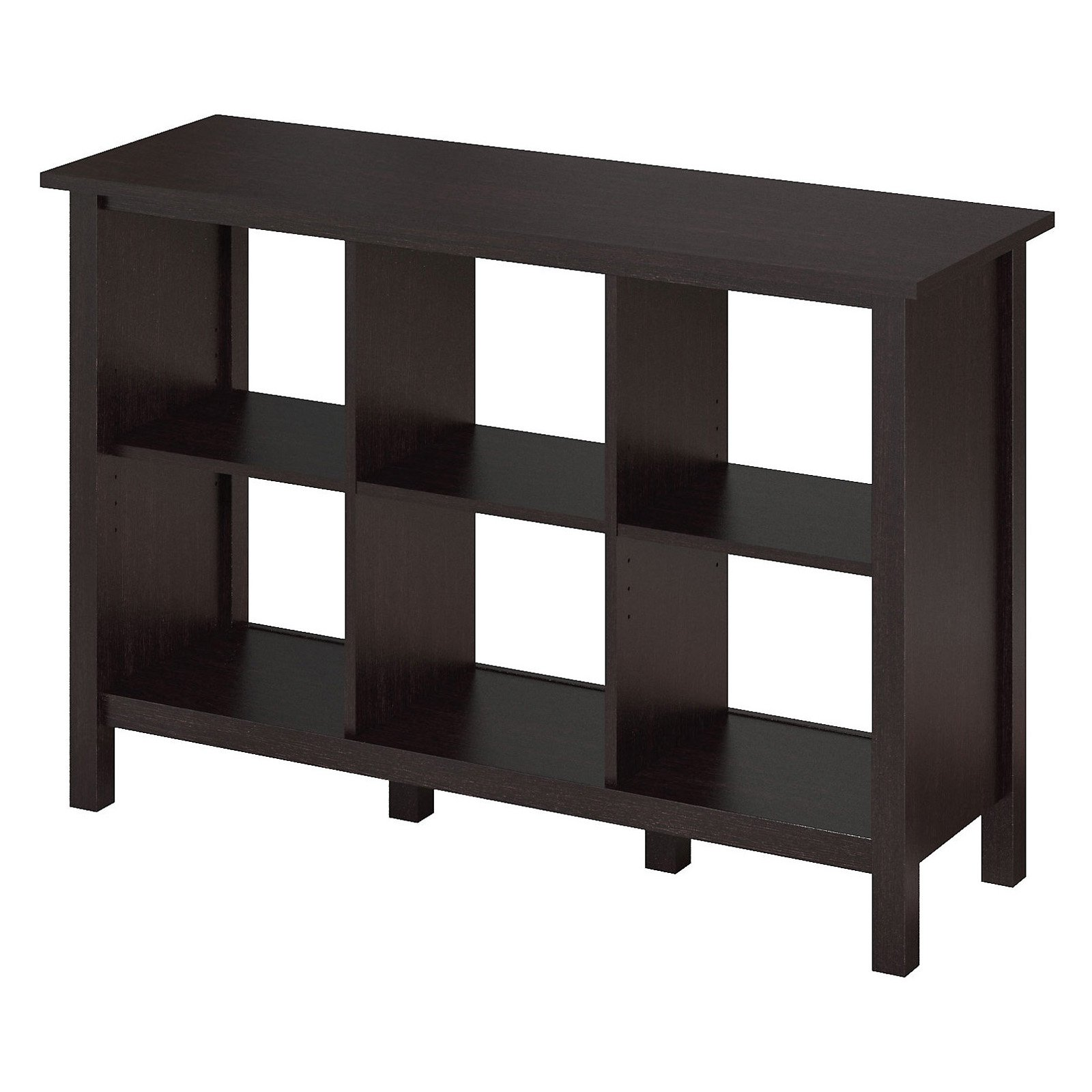 Broadview Six Cube Storage Bookcase