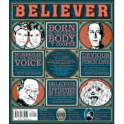 Believer: The Believer, Issue 78 (Paperback)