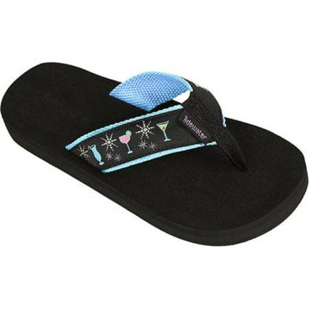 Womens Tidewater Sandals Glamour Cocktail Flip Flop