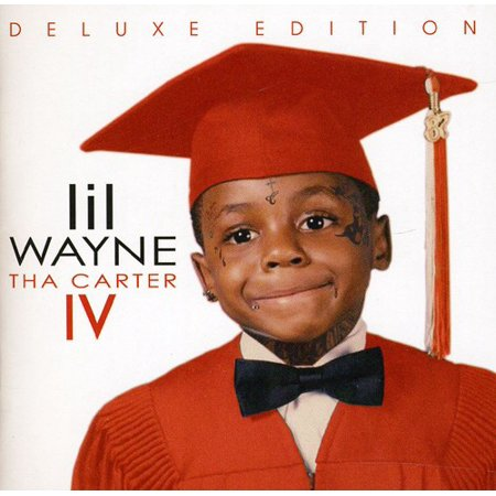 Tha Carter Iv  Clean   Bonus Tracks   Deluxe Edition