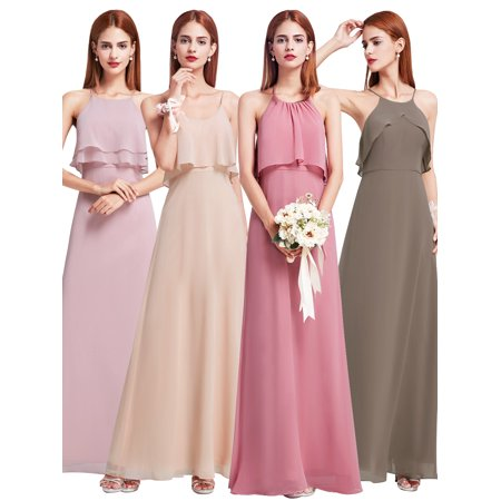 cc382b8e8fcfd Ever-pretty - Ever-Pretty Women s Plus Size Long Bridesmaid Party ...