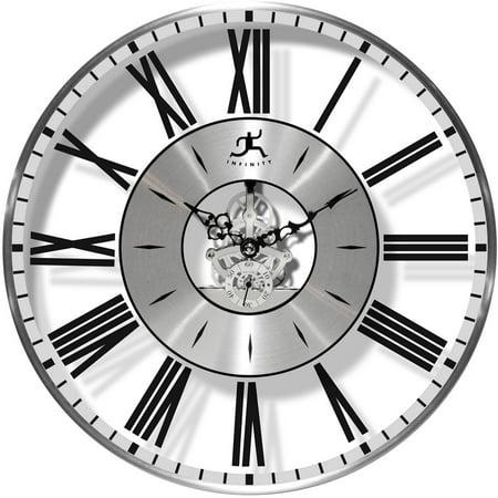 Infinity Instruments Paragon Wall Clock