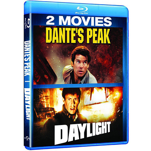 Dante's Peak / Daylight (Blu-ray) (Widescreen)