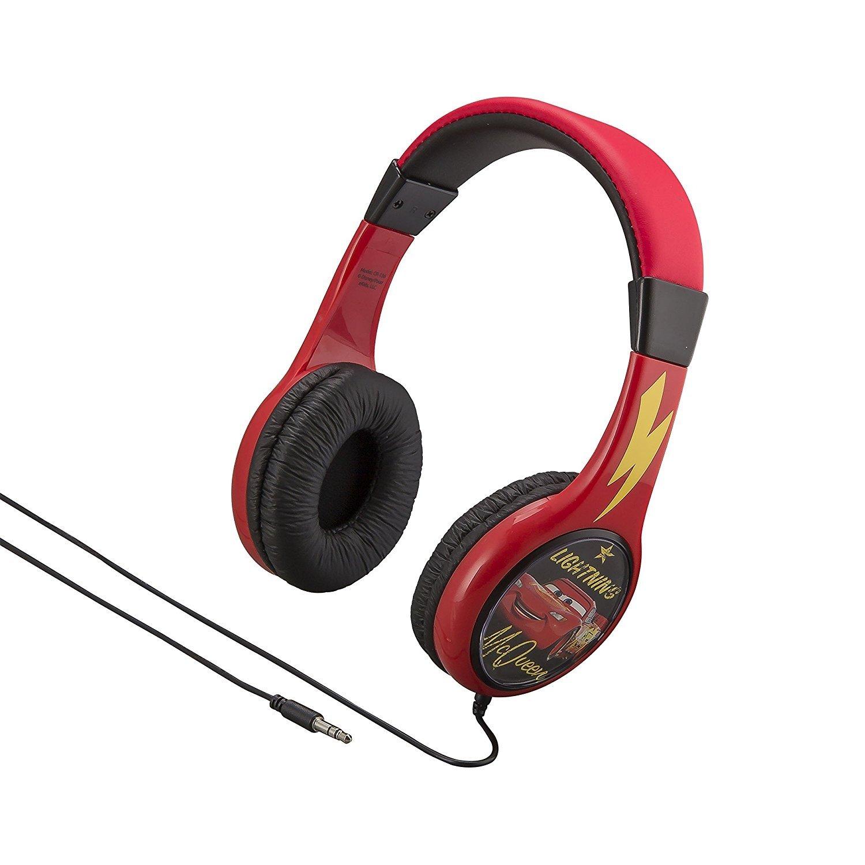 Cars Kid Friendly Headphones for Safe Listening
