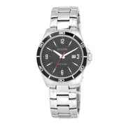 Eclipse by Armitron Men's Round Black Watch