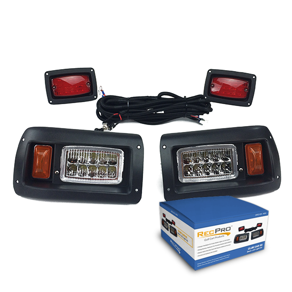 Club Car DS adjustable light kit LED