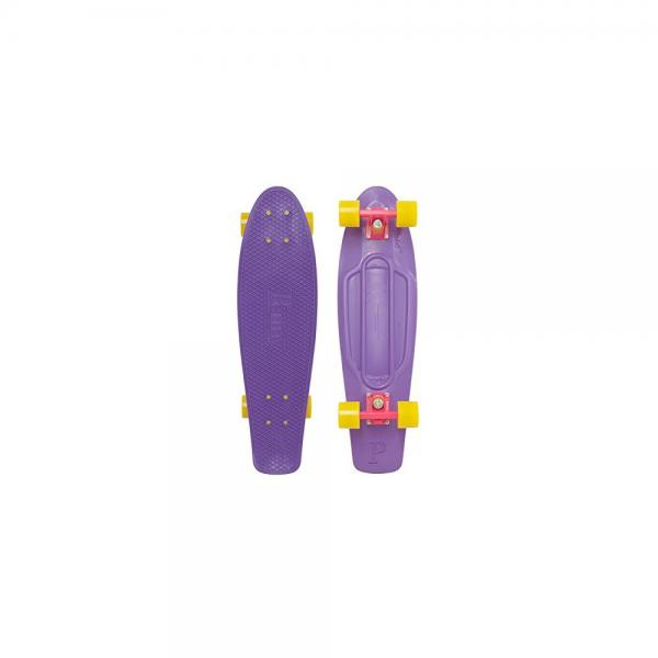 PENNY Plastic Nickel Purple / Pink / Yellow Complete Skat...