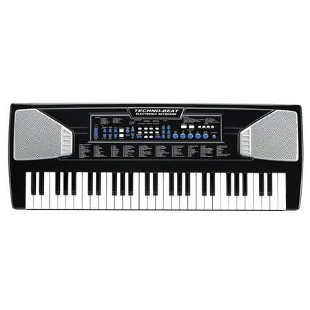 Deluxe Concert 54 Key Keyboard Walmart