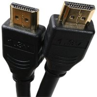 HS-10 HDMI Cable - 19 Pin HDMI Type A - Male - HDMI - Male - 10 ft