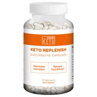 Kiss My Keto Electrolyte Capsules - 240 Count, Energy Supplement for Ketogenic Diet, Rapid Rehydration, Cramps, Recovery, Fatigue, Endurance w/Sodium, Calcium, Potassium, Magnesium, Zinc