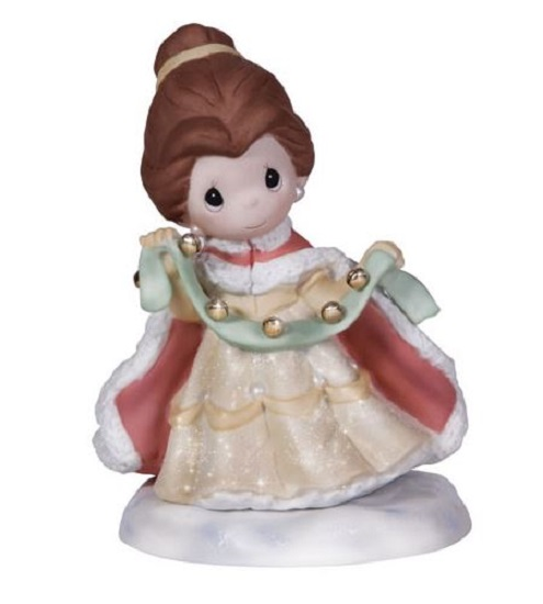 Precious Moments Disney Your Love Rings True Belle Figurine 131039 by Precious Moments
