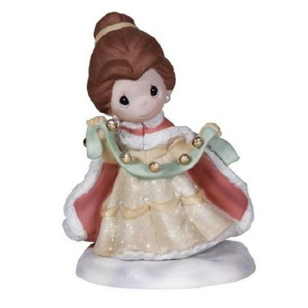 Precious Moments Disney - Precious Moments Disney Your Love Rings True Belle Figurine 131039