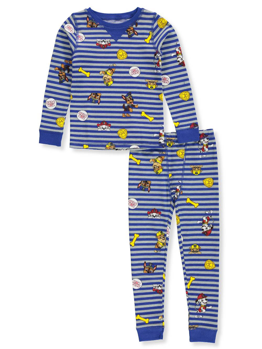 Paw Patrol Boys' 2-Piece Thermal Long Underwear Set