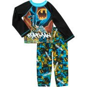 Toddler Boys' Pajamas 2-Piece Set
