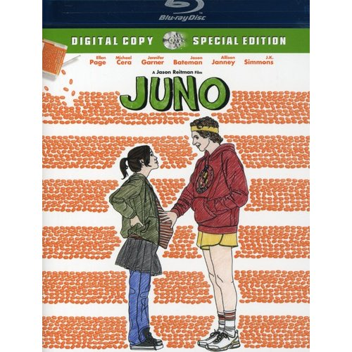 Juno (Blu-ray) (Widescreen)
