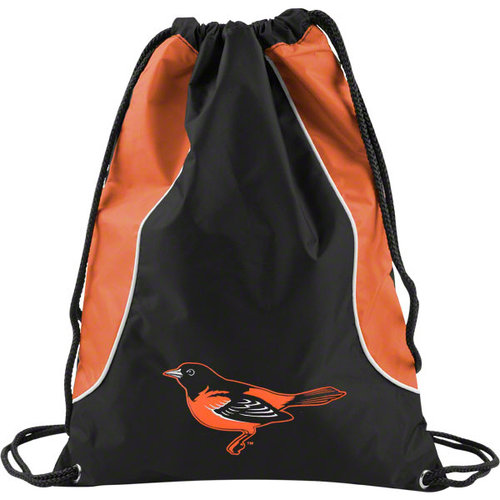 MLB - Baltimore Orioles Black Axis Backsack