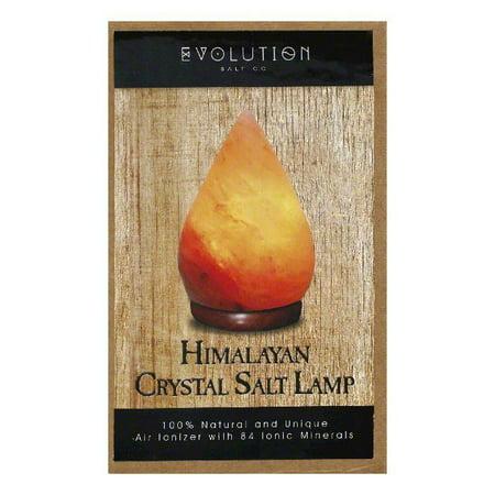 Evolution Salt Himalayan Crystal Salt Lamp, 1 Ea (Crystal Evolution)