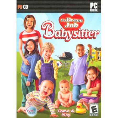 My Dream Job: Babysitter for Windows PC- XSDP -00438 - It's more fun than ever before in your new dream job.  Take care of the cutest kids around in this babysitting simulation game.  Cuddle and ()