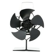 Best Wood Furnaces - walmeck 5 Fan Heating Furnace Fan Family Wood Review