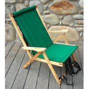 Back Pack Folding Chair in Forest
