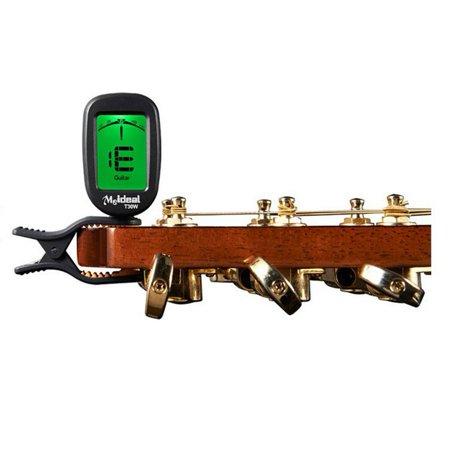 Chromatic Bass Scales - Clip-On Guitar Bass Violin Ukulele Violin Banjo Chromatic Tuner T30W LCD