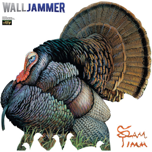 Advanced Graphics Cabela's Wild Turkey Wall Decal