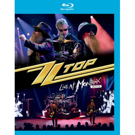 Montreux Swivel - ZZ TOP-LIVE AT MONTREUX 2013 (BLU RAY) (Blu-ray)