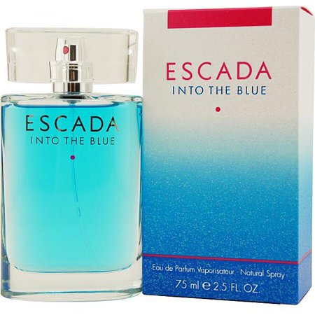 Escada Escada Into The Blue Womens 25 Ounce Eau De Parfum Spray