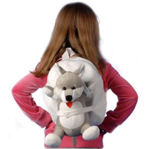 Tag Along Teddy Small Plush Dog Backpack - Walmart.com