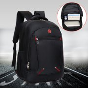 Travel Laptop Backpack Business Laptops Backpack Water Resistant College School Computer Bag For Women Men Fits 15.6 Inch Laptop