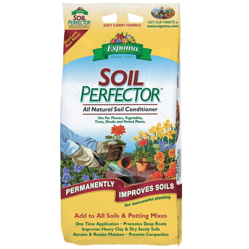SPF27 Soil Perfector, 27-Pound, Soil perfector is all natural soil conditioner By Espoma