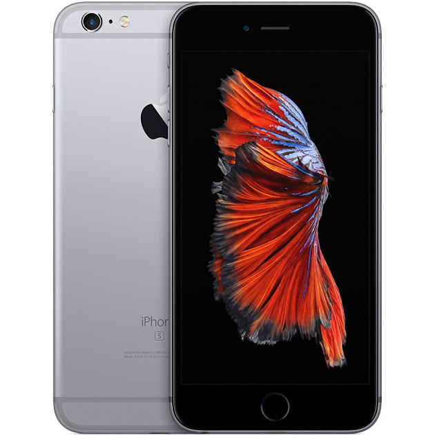 Refurbished Apple iPhone 6S Plus 32GB, Space Gray - Locked Straight Talk/TracFone