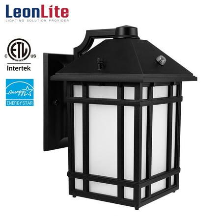 Leonlite 14w Led Outdoor Security Light Waterproof Wall