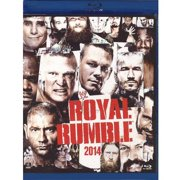 WWE: Royal Rumble 2014 (Blu-ray)