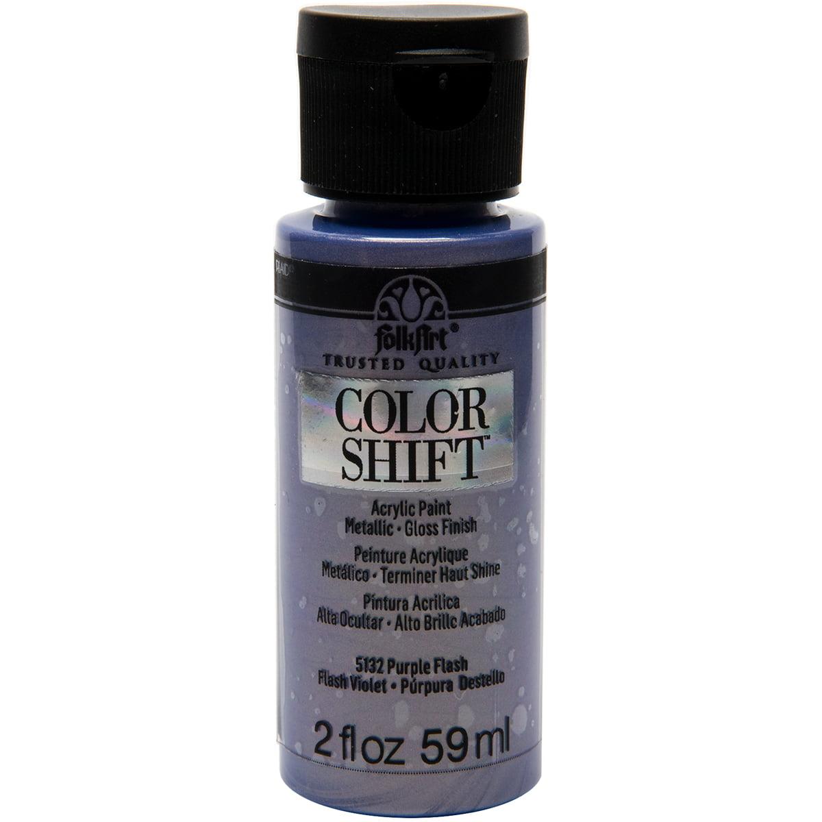FolkArt Color Shift 2oz-Purple Flash