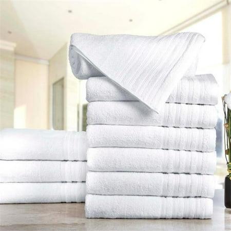 Hydrocotton Bath Towels Cool Hydro Basic HYD60BTWLWHT Everyday Hydro Cotton Absorbent Bath