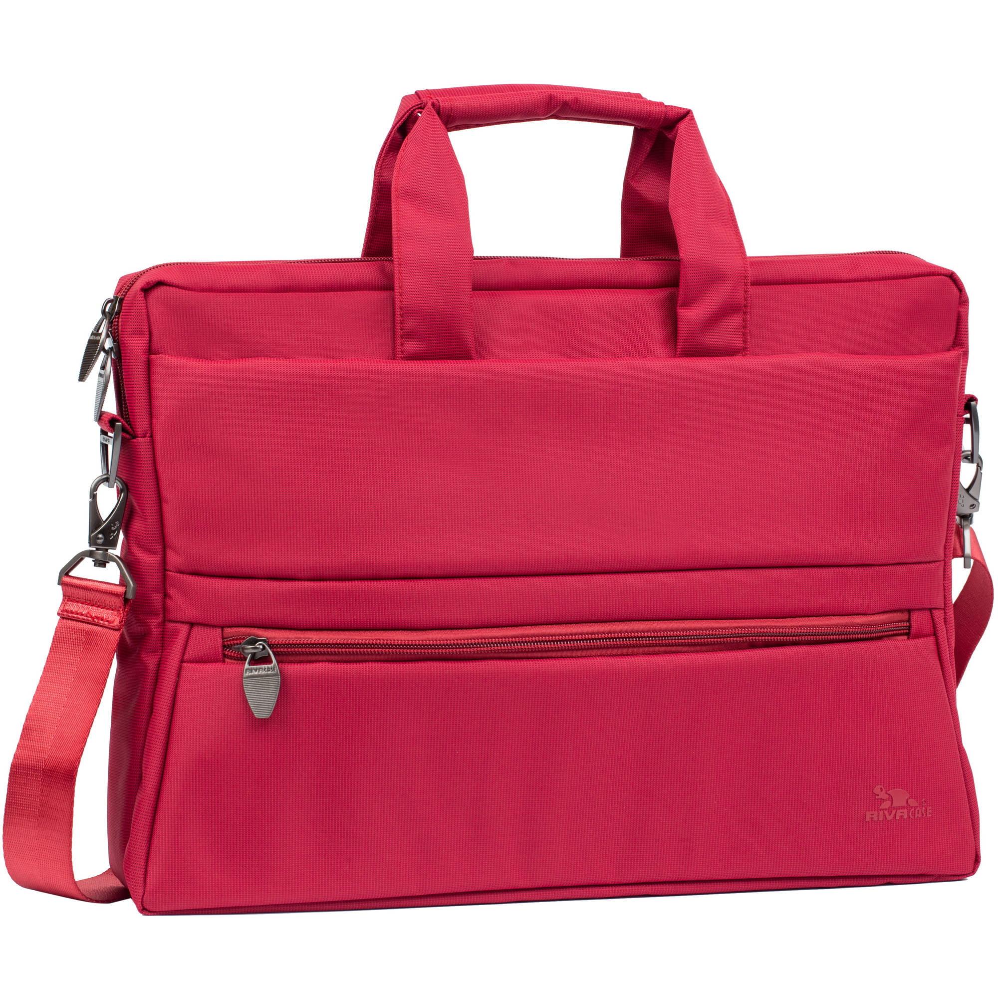 "RIVACASE 15.6"" Laptop Bag 8630, Red"