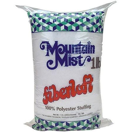 Mountain Mist Fiberloft Polyester Stuffing - 16 Oz. ()