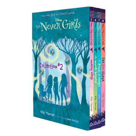 The Never Girls Collection #2 (Disney: The Never Girls) (Girls Clipart Collection)