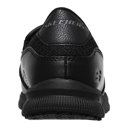 Skechers Work Women's Nampa - Annod Double Gore Slip Resistant Slip On Work Shoes
