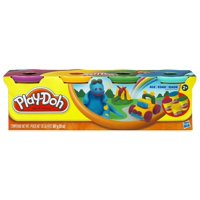 Play-Doh Classic Colors Dinosaur Purple, Orange, Green, Light Blue
