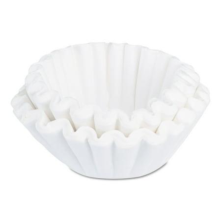 - Bunn Flat Bottom Funnel Shaped Filters For Bunn U3 Brewer, 250 Ct